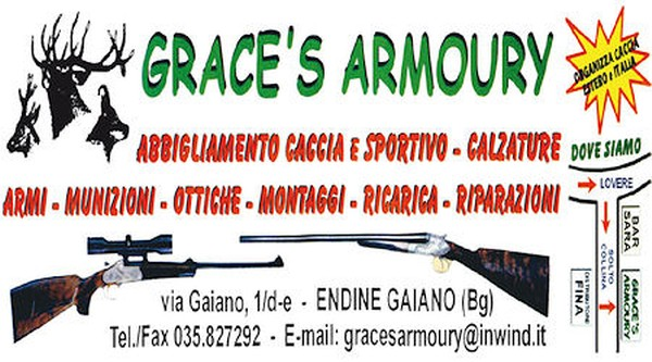 graces armoury